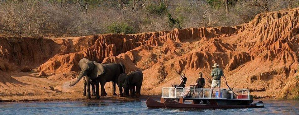 Zambia/Malawi – dalle Cascate ai grandi parchi