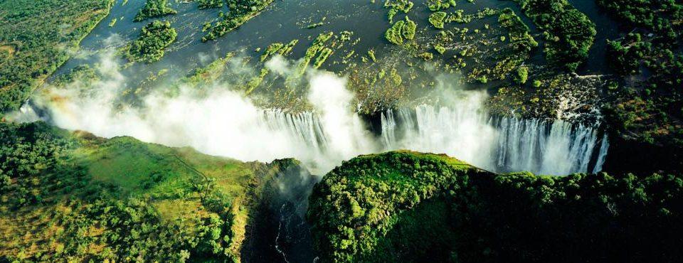 Namibia self drive, Cascate e Parco Hwange – 11 giorni