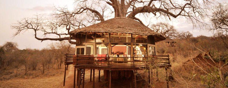 Tanzania dal Cielo ! Safari aereo - 8 giorni