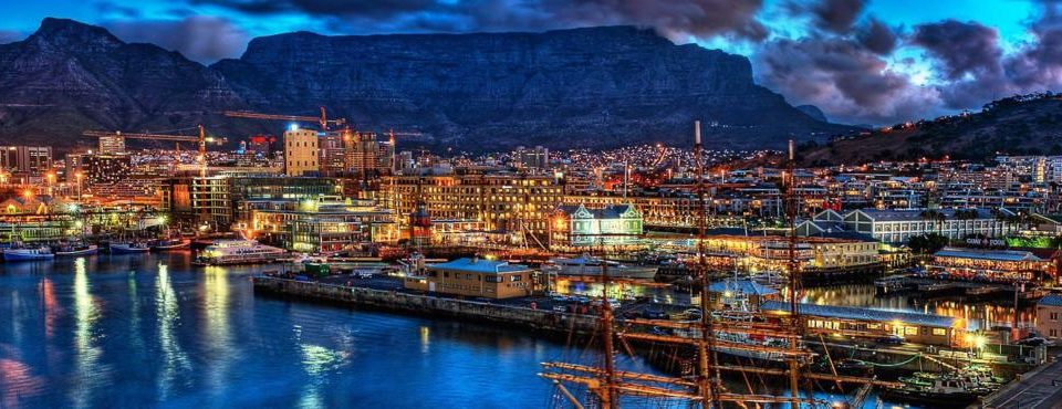 Cape Town, Namibia e isole Seychelles