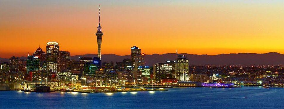 Cina, Auckland, Polinesia e Giappone