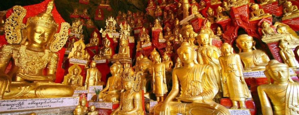 Welcome Burma + grotte di Pindaya – 8 giorni