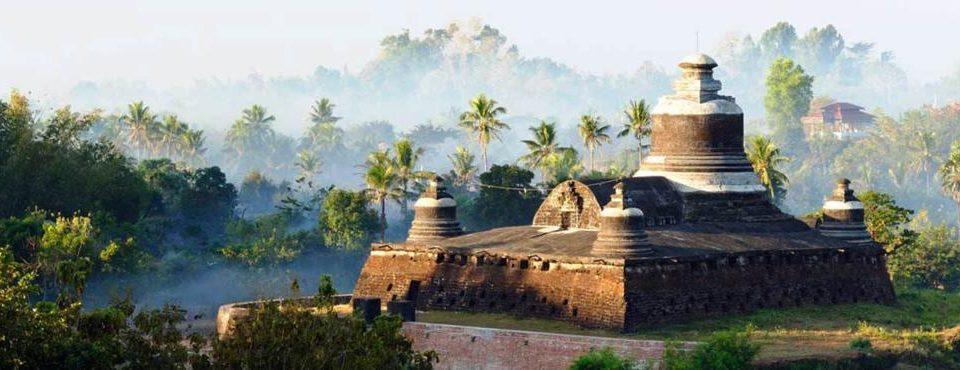 Myanmar e Laos