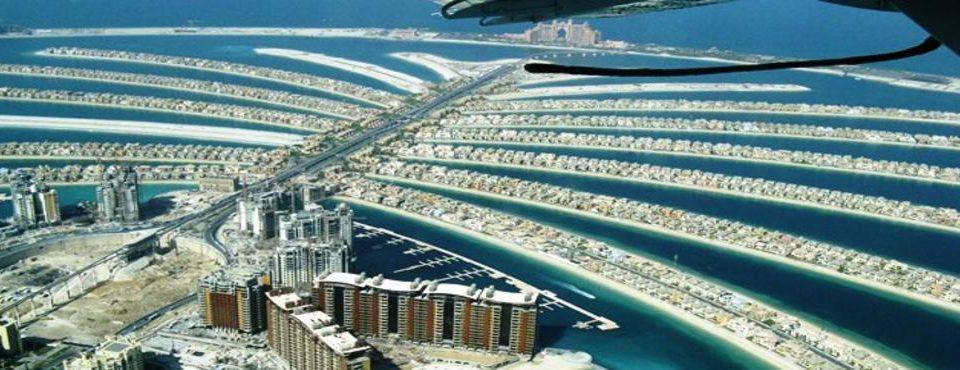 Dubai dal Cielo… sorvolo in idrovolante