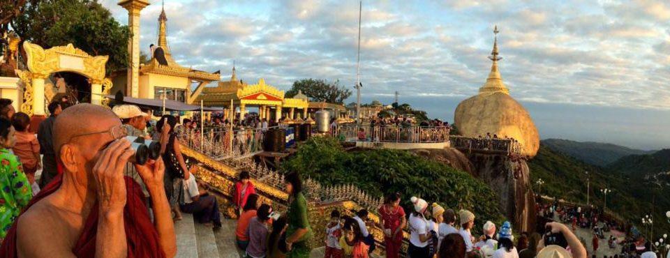 Welcome Burma + Roccia d'Oro – 8 giorni