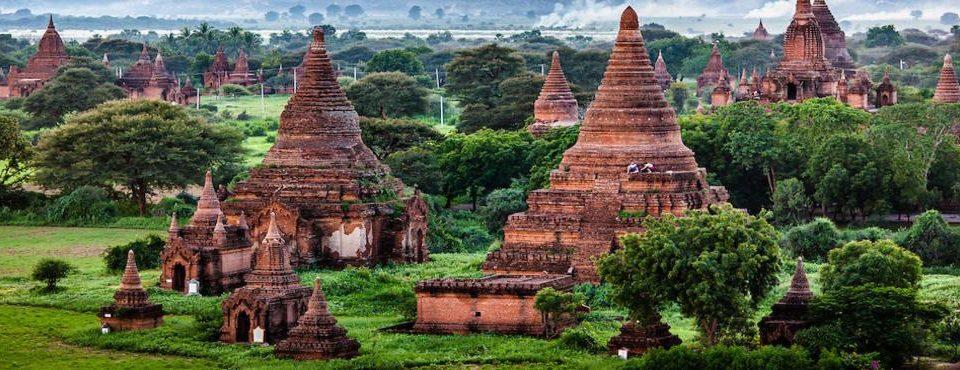 Myanmar e Cambogia ad Angkor