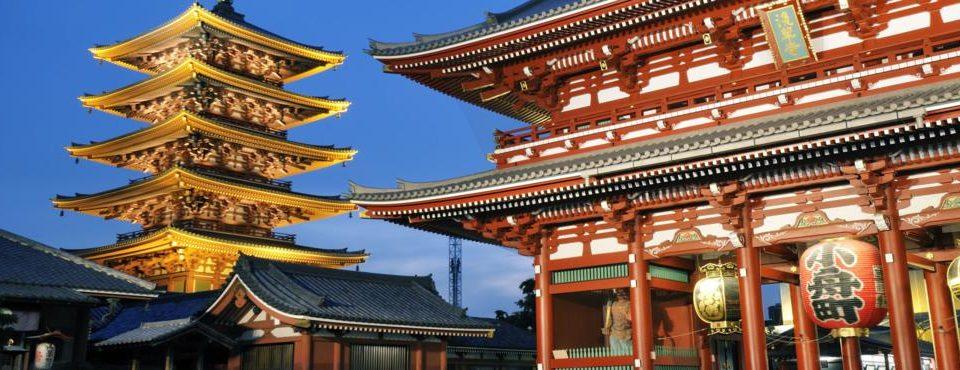 Giappone, Polinesia & Dubai – 18 giorni