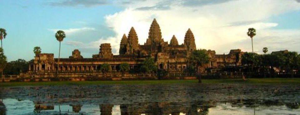Maestosi templi di Angkor