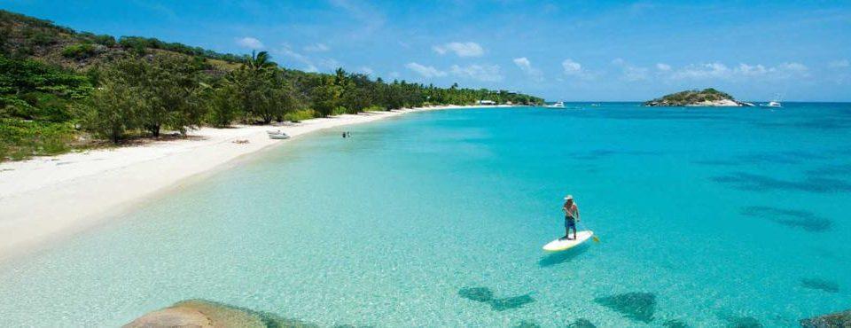 Australia, tour e mare sull'esclusiva Lizard island