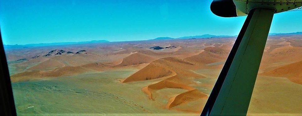 La Namibia dal Cielo - 8 giorni