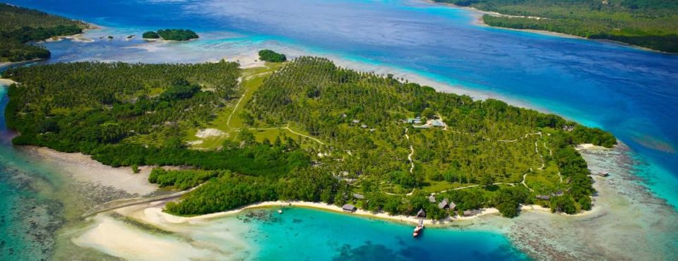 Ratua private island – un unico Eco-resort