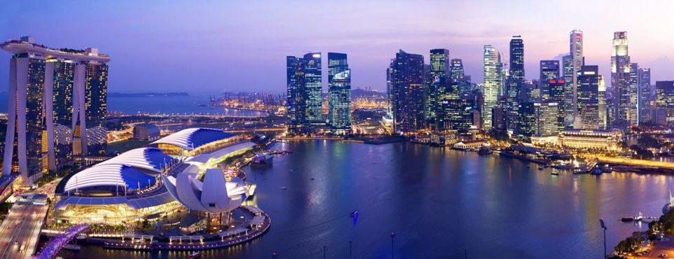 Hong Kong, Singapore e Maldive