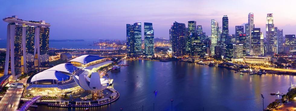 Hong Kong, Singapore e Maldive - Rotte Nel Mondo