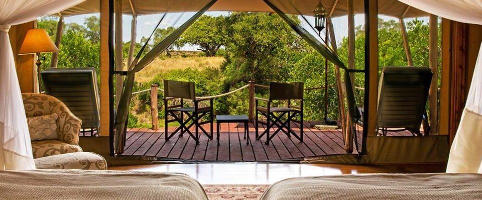 Gran Safari Elewana – Lodges di lusso – 6 giorni