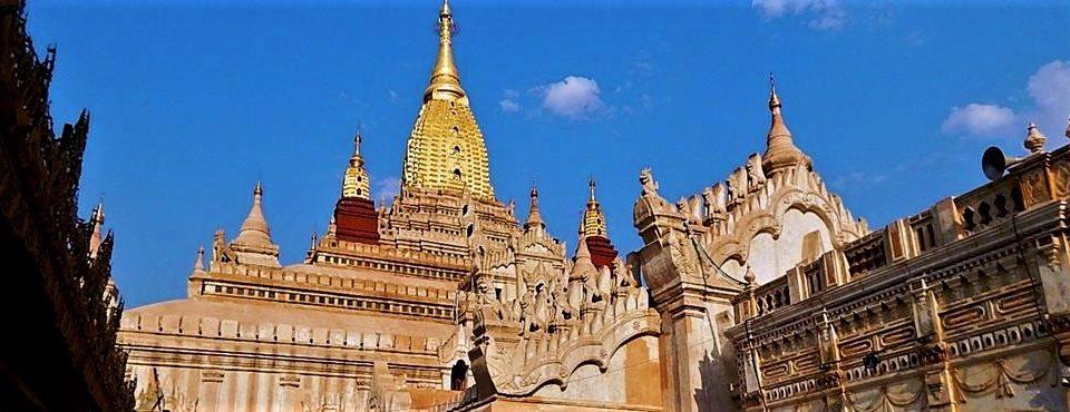 Viaggio in Birmania con Crociera Sanctuary Ananda