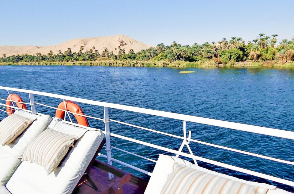 Crociera di lusso sul Nilo – suggerimenti di viaggio
