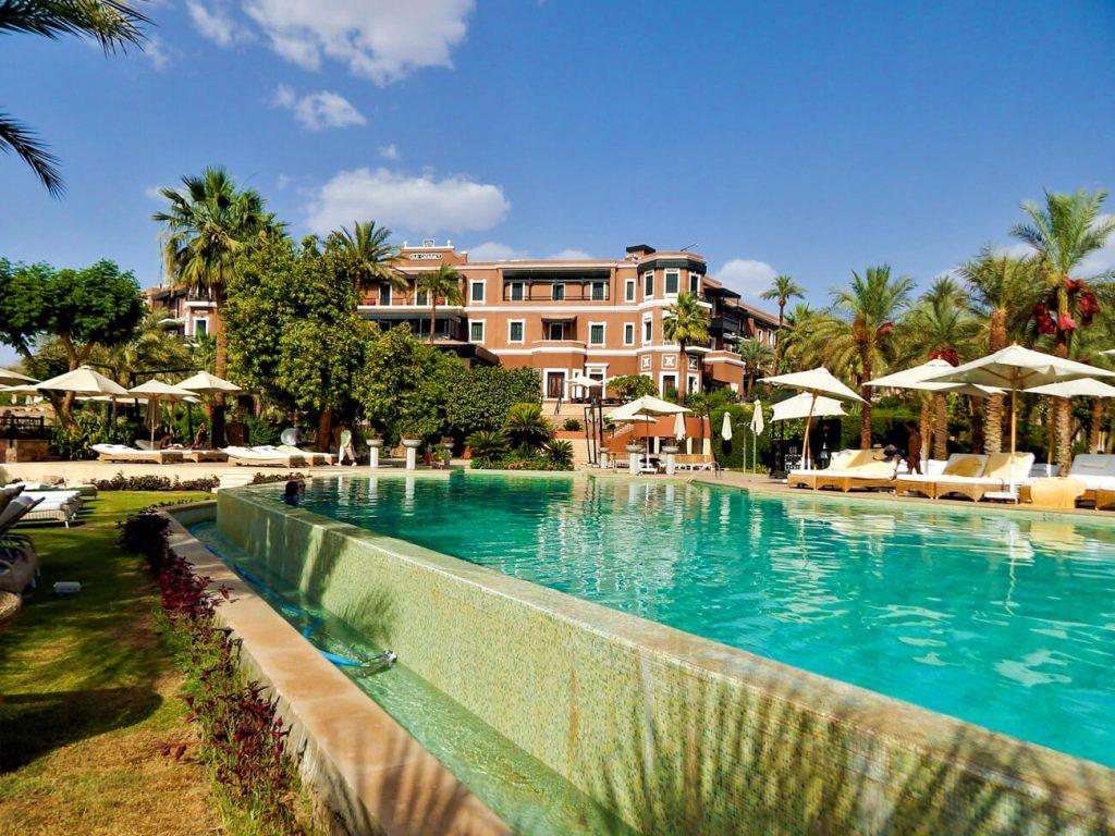 Hotel 5 stelle Sofitel Old Cataract Aswan