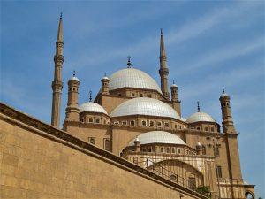 Dettagli della Cittadella al Cairo