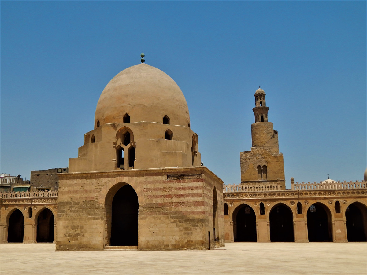La Moschea di Ibn Tulun
