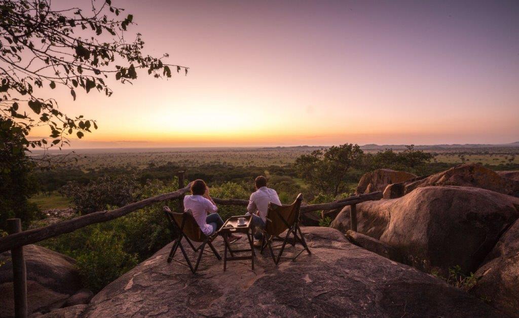 Vista sulla Tanzania