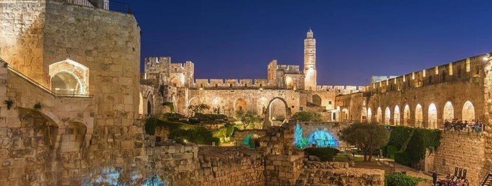 Gerusalemme: tre religioni, una sola città – 5 giorni